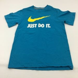 Nike Just Do It Tee Graphic T shirt M